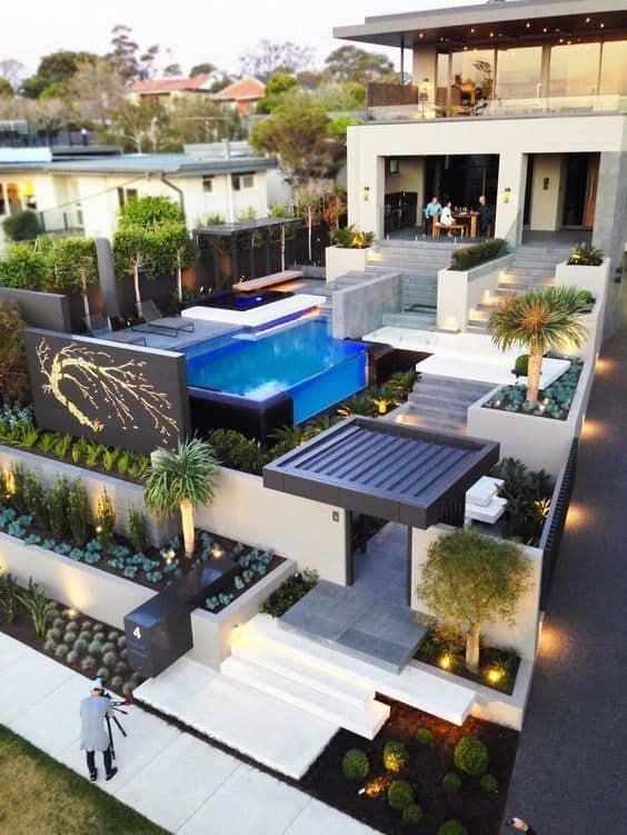 Modern Landscape Design Inspiration