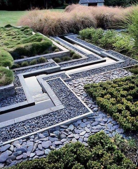 Modern Garden Design Ideas: Top 70 Best Modern Landscape Design Ideas