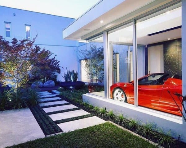 Modern Landscaping Design Ideas