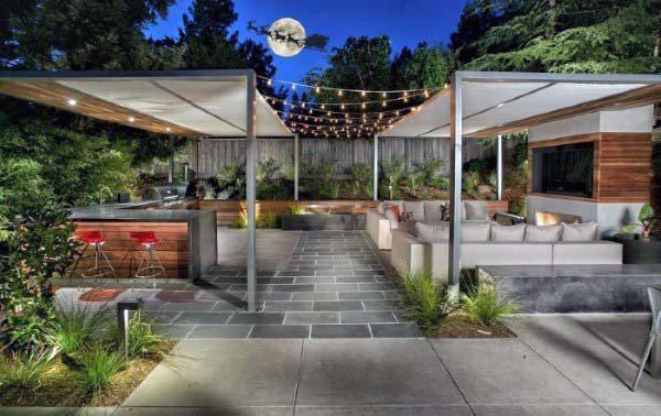 top 70 best modern landscape design ideas