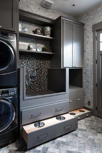 Modern Laundry Room Dog Room Ideas