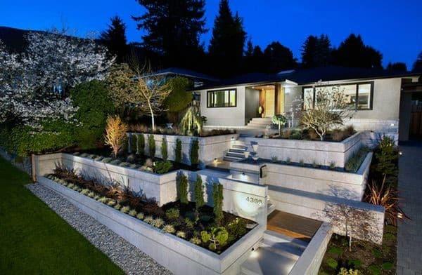 Modern Levels Modern Landscape Design