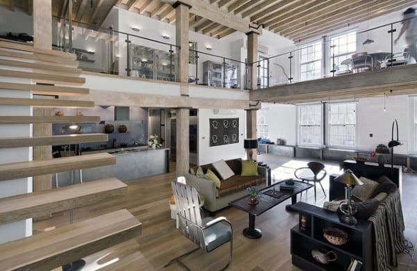 Modern Loft Design Ideas