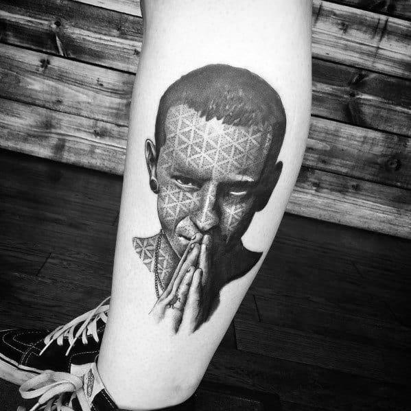 Modern Male Linkin Park Tattoos