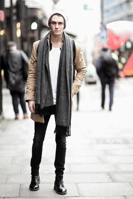 Modern Male Winter Outfits Styles