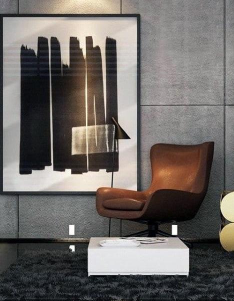 Modern Man Cave Furniture Design Ideas