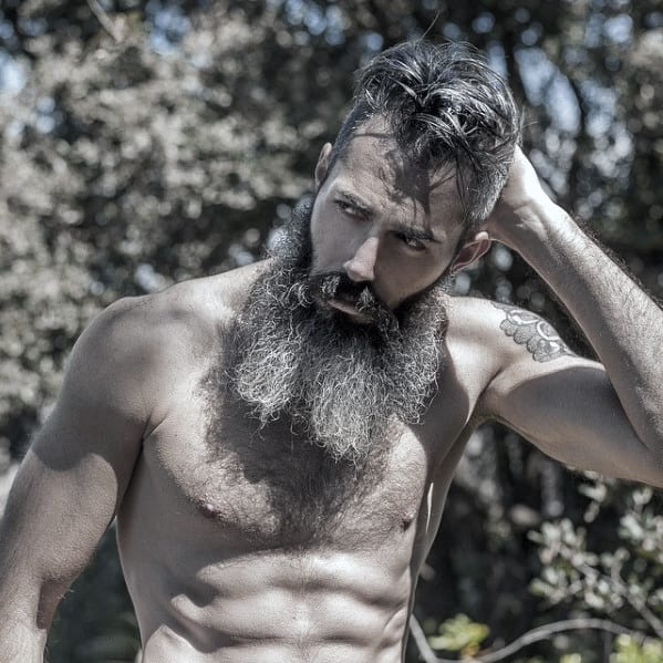 Modern Manly Beard Style Ideas For Guys