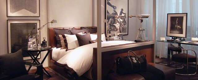 Modern Masculine Men's Bedroom Designs