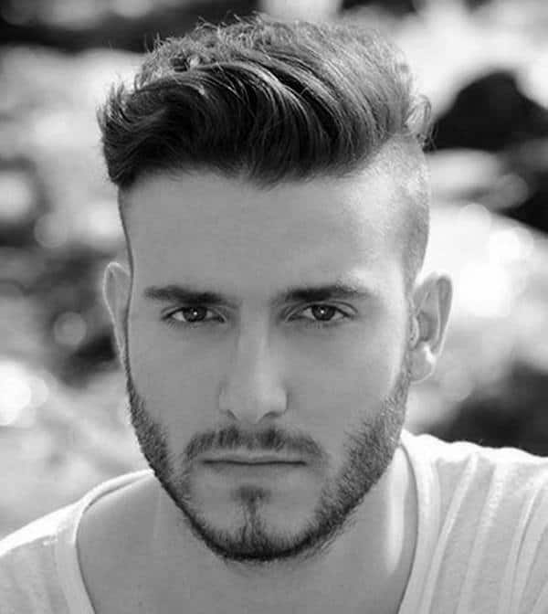 60 Men\'s Medium Wavy Hairstyles - Manly Cuts With Character