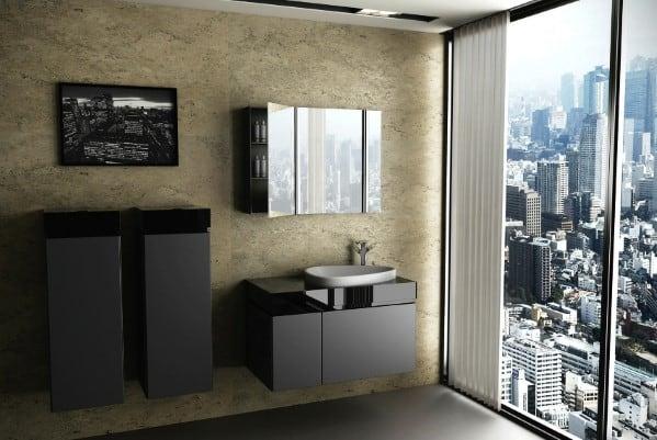 Modern Men's Bathrooms