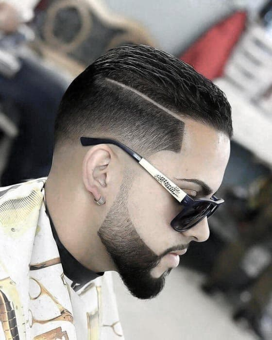 Modern Mens Short Hair With Beard Style Inspiration