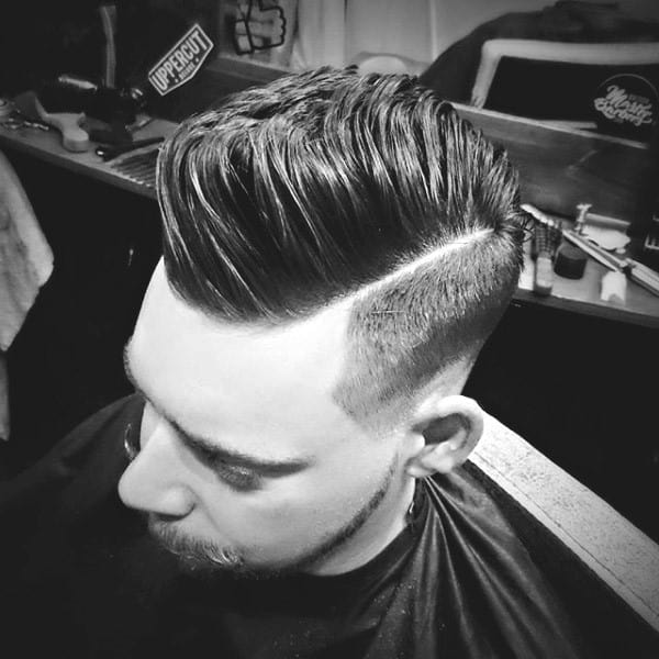 Modern Mens Stylish Haircuts