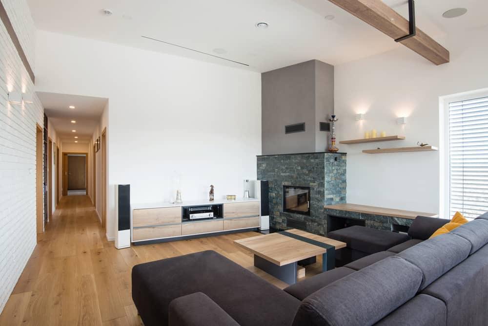 Modern Minimalist Living Room 4