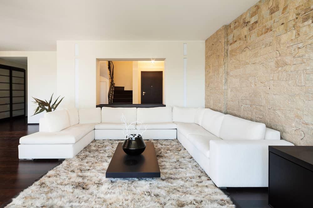 Modern Minimalist Living Room 7