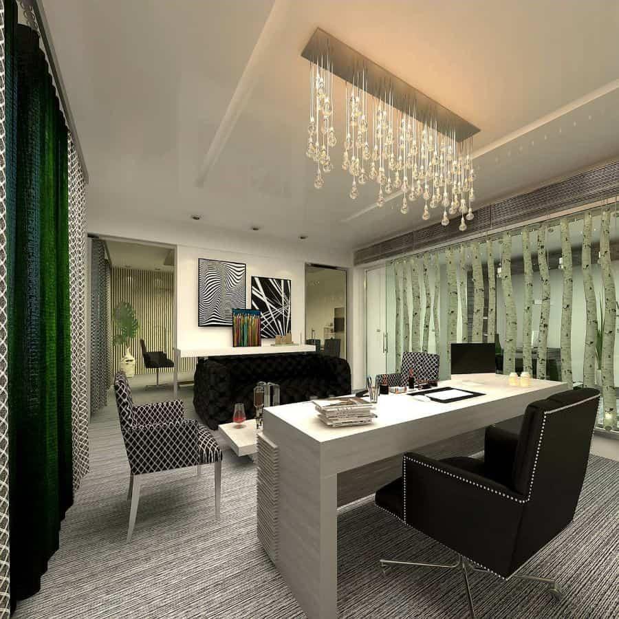 Modern Office Decor Garno.architecture