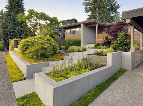 Modern Outdoor Landscaping