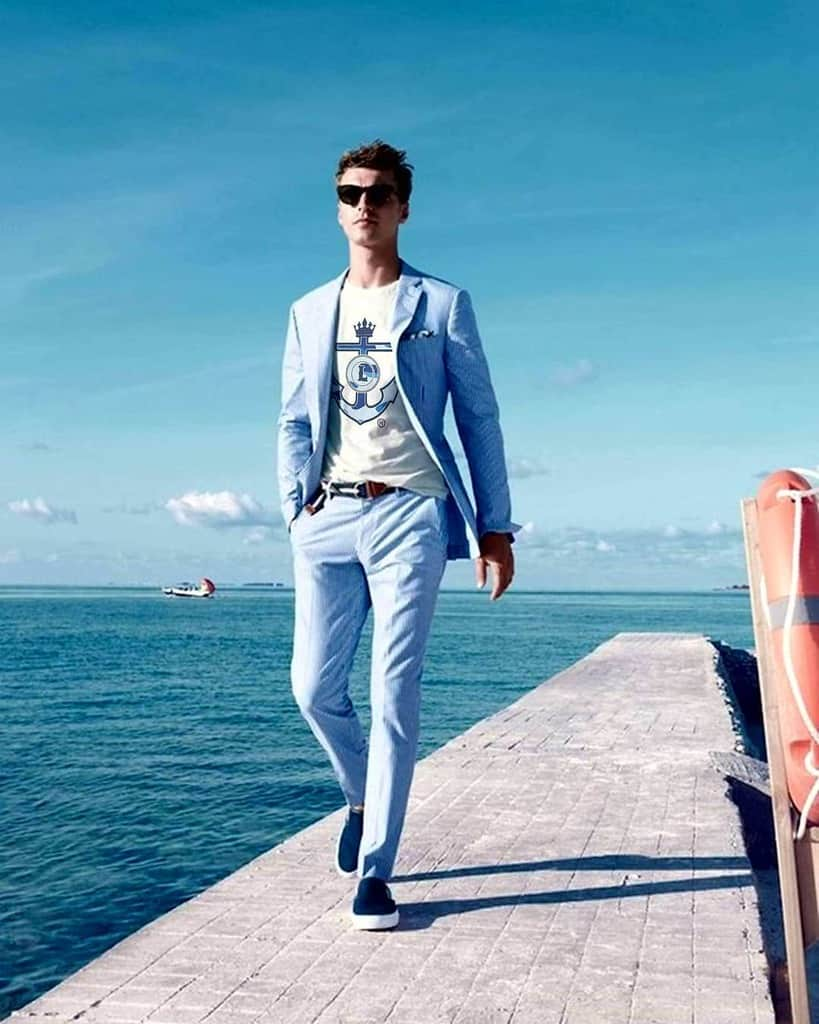 Modern Outfit Nautical Style