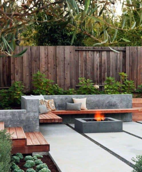 Modern Patio Backyard Ideas