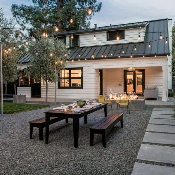 Modern Patio Cool Outdoor Ideas