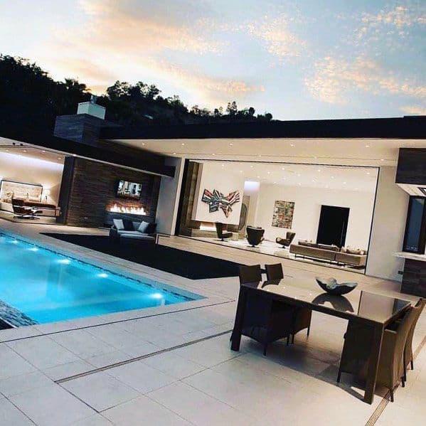 Modern Patio Design Idea Inspiration