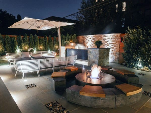 Top 70 Best Modern Patio Ideas Contemporary Outdoor Designs