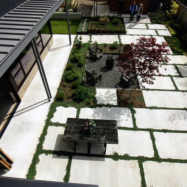 Modern Patio Ideas
