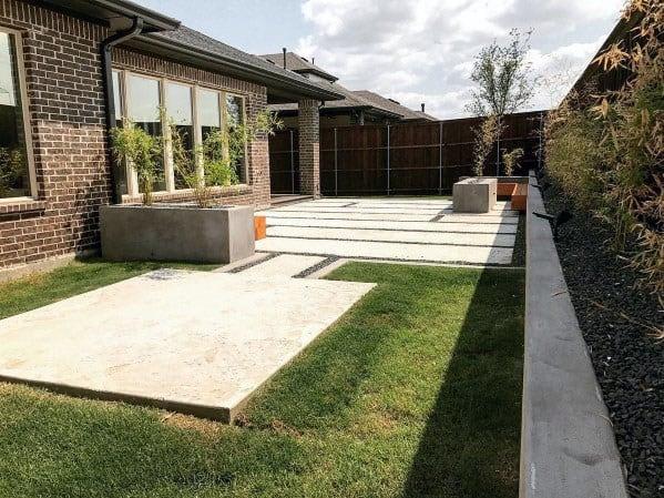 Modern Patio Outdoor Design