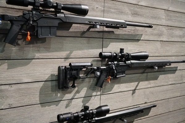 Modern Precision Rifles