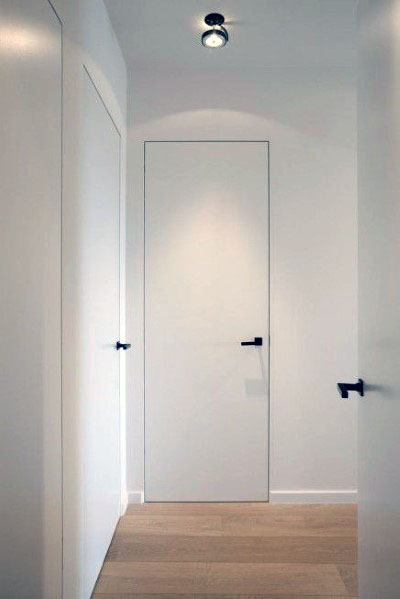 Modern Reveal Bead Flush Designs Door Trim