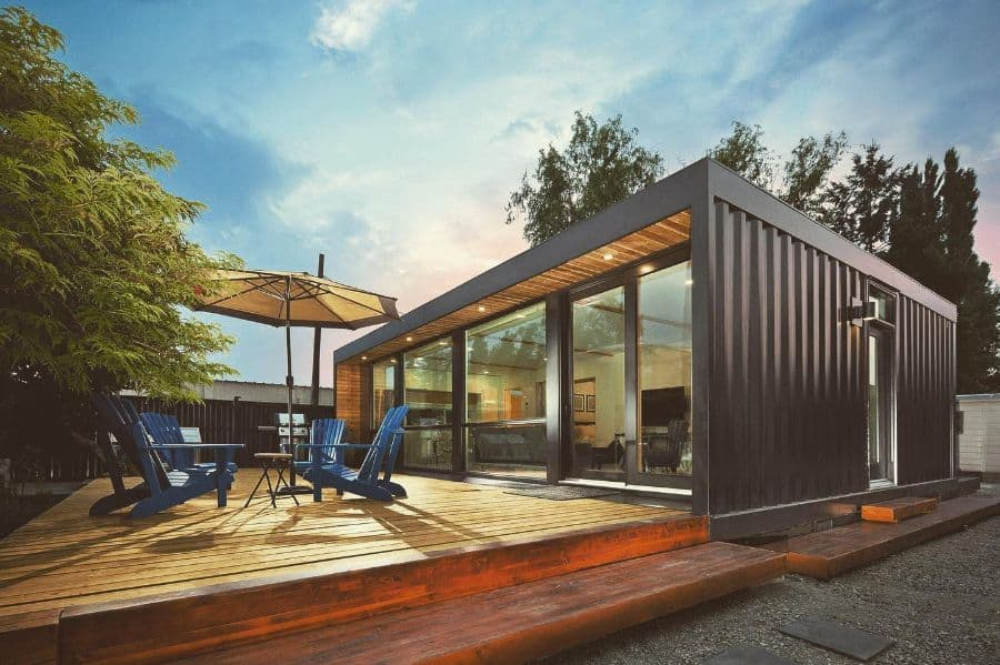 Modern Shipping Container Home Containerhomediy