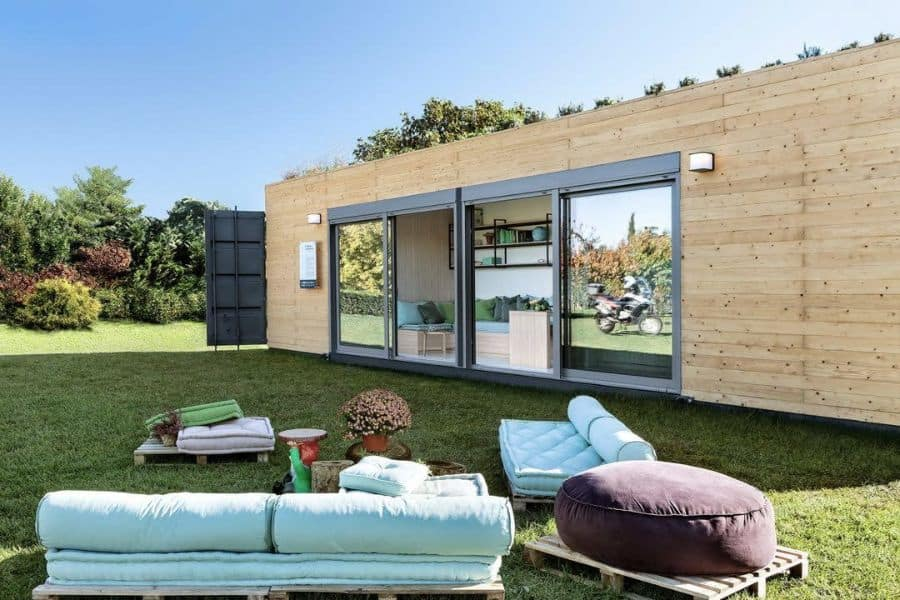 Modern Shipping Container Home Universodoscontainers