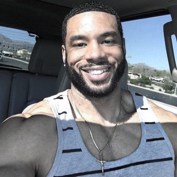 Modern Short Beard Styles For Black Men