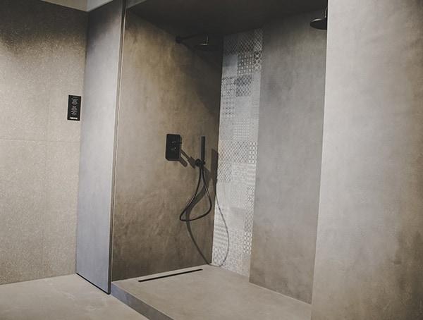 Modern Shower Display 2019 Nahb Show