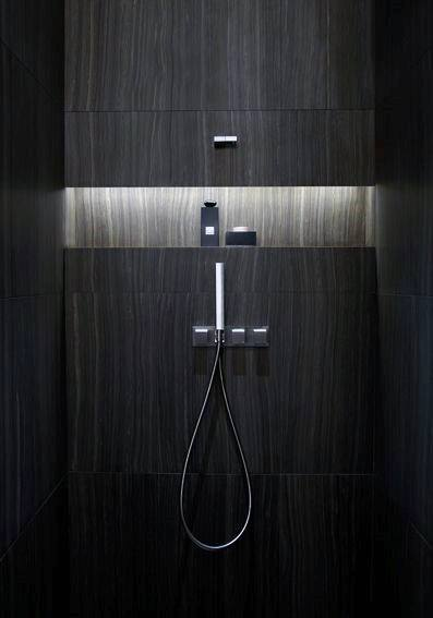 Modern Shower Room Tiles