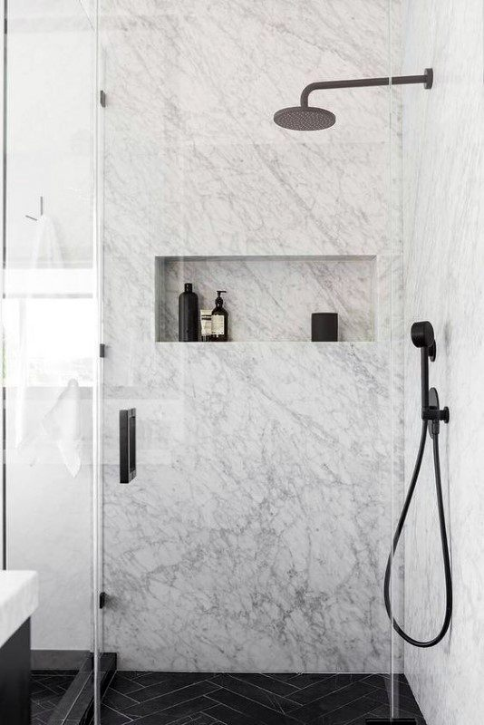 Modern Shower Stall Designs