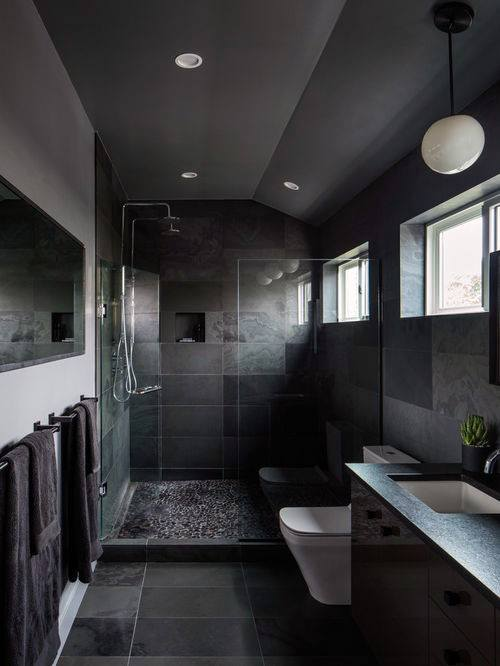 Modern Shower Tile Ideas