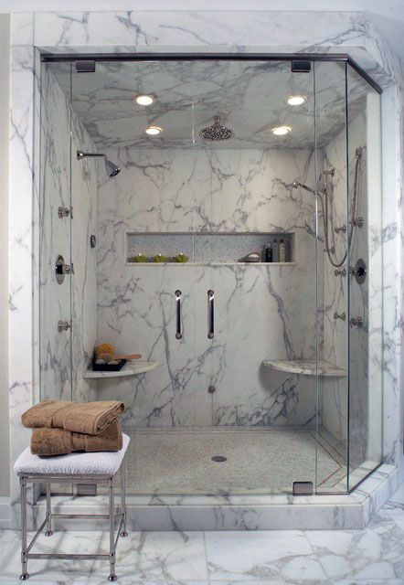Modern Shower Tile Patterns Designs
