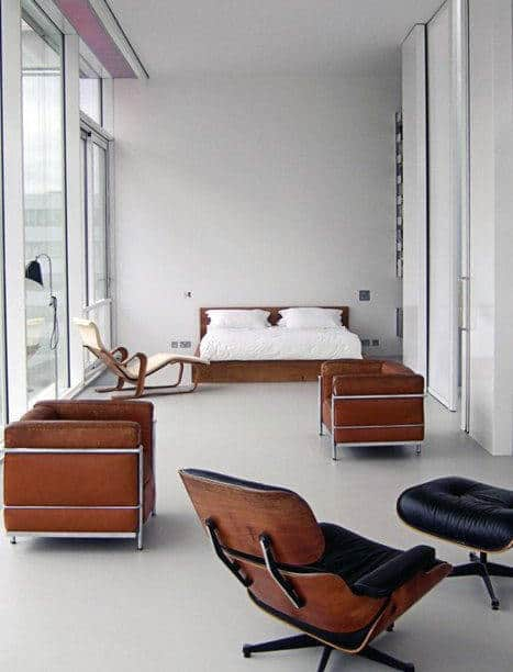 Modern Simple Bedrooms For Men