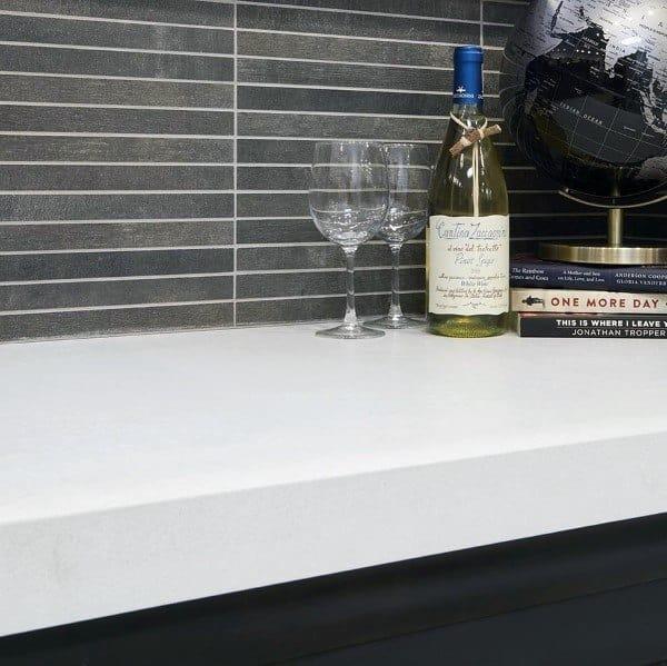 Modern Slate Backsplash Ideas For Kitchens