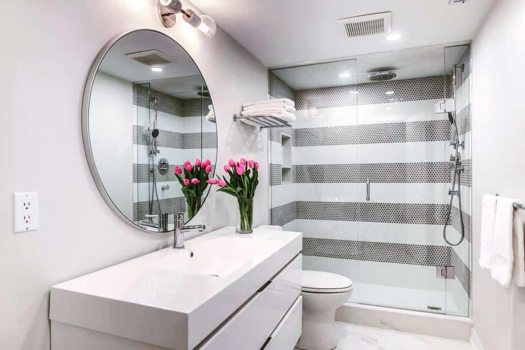 modern small basement ideas schwartzandkointeriordesign