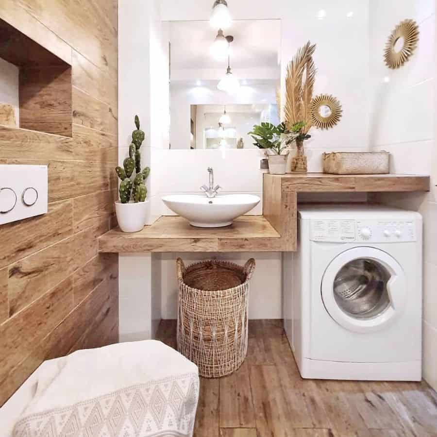 Modern Small Laundry Room Dekor.keren