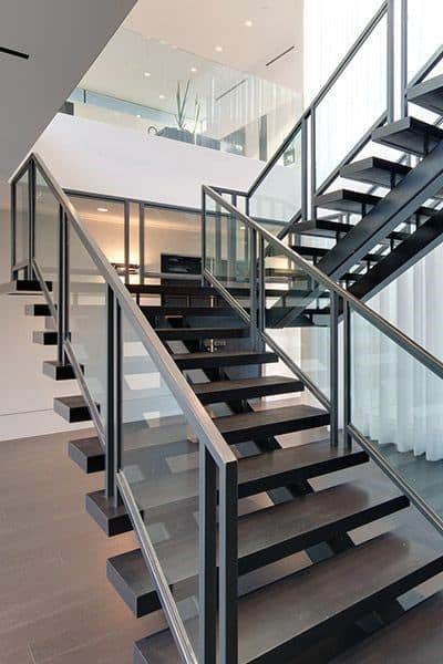 Delicieux Modern Staircase Design Idea