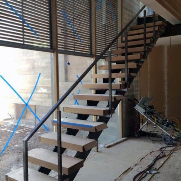 Top 50 Best Wood Stairs Ideas