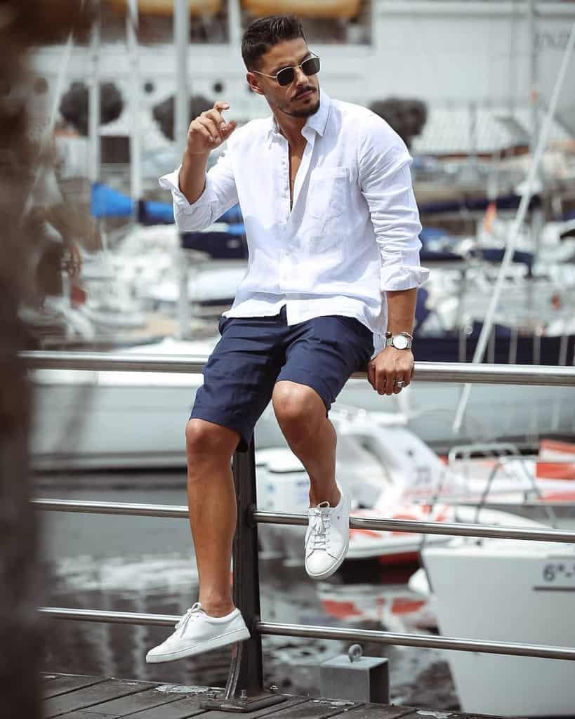 Tenue pour hommes de style moderne