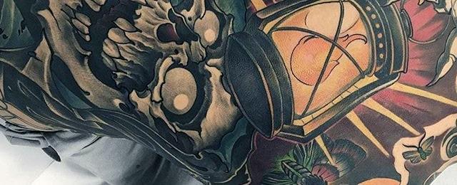 Modern Tattoos For Men