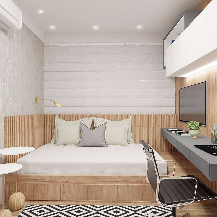 Modern Teen Bedroom Ideas