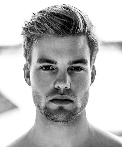 50 Men\'s Short Haircuts For Thick Hair - Masculine Hairstyles
