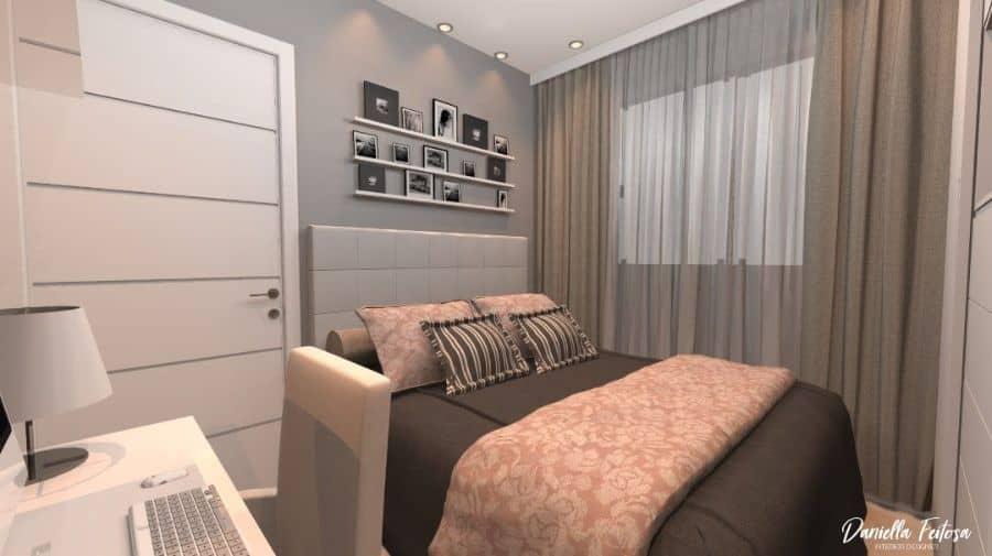 Modern Tiny Bedroom Ideas Daniella.feitosa