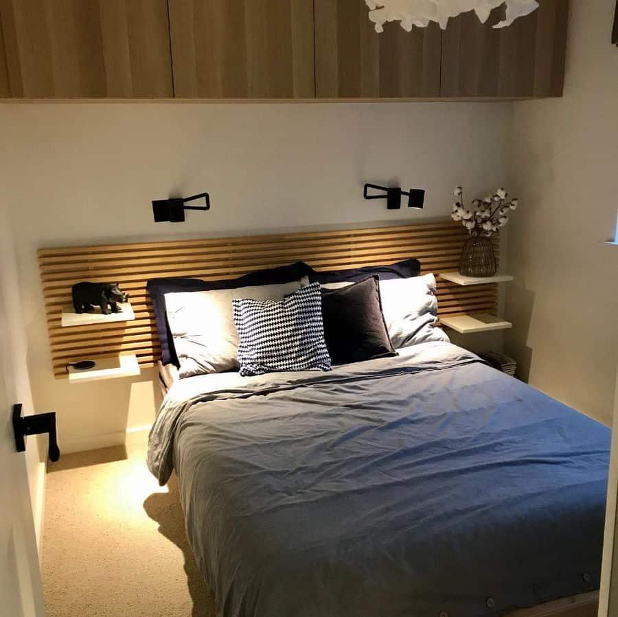 Modern Tiny Bedroom Ideas My Homestory.uk