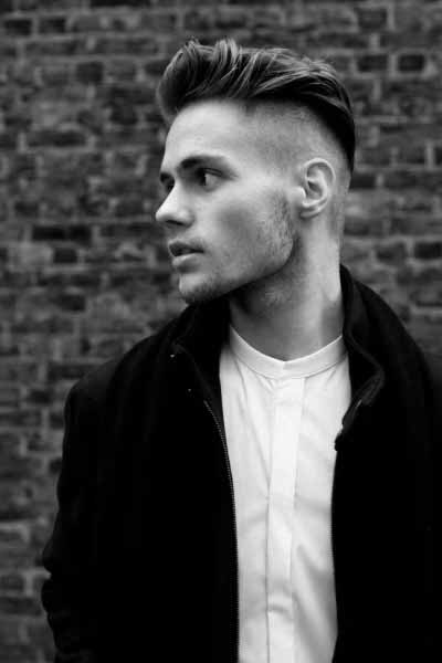 Modern Undercut Hair Styles For Guys